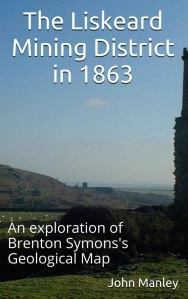 Cover of the Liskeard Mining District in 1863 book cover