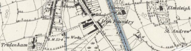 Map1881Tredenham
