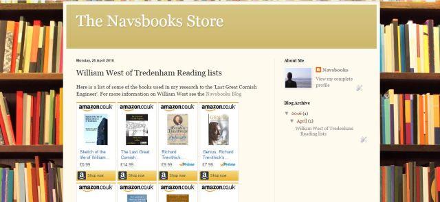 NavsBooksStore