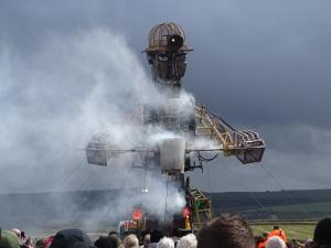The Man Engine Resurrection Tour