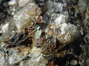 Minerals in the South Caradon waste