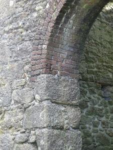 Jope's Shaft Engine House Cylinder arch