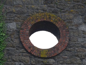 Window at Prince of Wales engine house